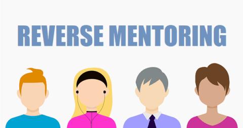 Il reverse mentoring come ponte fra le generazioni in azienda